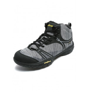 Tenis Outdoor para hombre marca Goodyear color negro