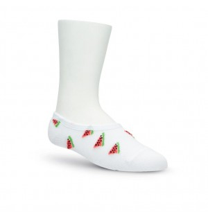 CALCETINES BUBBLEGUMMERS WHITE-PINK