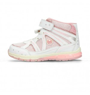 WALKING GIRLS 3 + BUBBLEGUMMERS WHITE/PINK