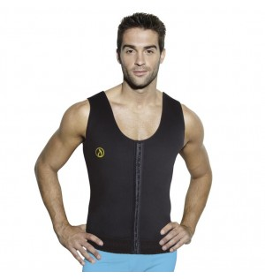 Chaleco térmico reductor para Hombre Thermo Shapers