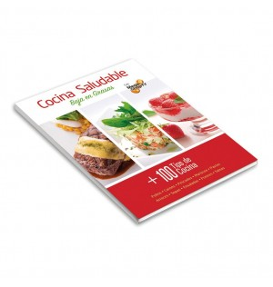 Libro de Cocina Mega Shop TV Chef Master