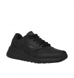 Tenis de Hombre marca throwing en color negro