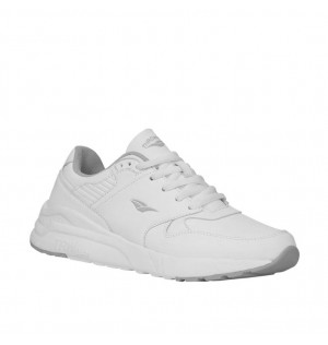 Tenis de Hombre marca throwing en color blanco