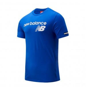 NEW BALANCE TSHIRT FITNESS Ref : MT91531-TRY
