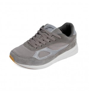 Tenis Running Para Hombre Marca Good Year, Color Gris