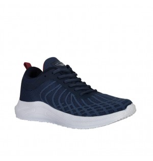 Tenis de Hombre marca throwing en color azul