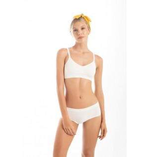 BRA COPA REMOVIBLE EN ALG1471001S OFF WHITE OPTIONS INTIMATE Para Mujer