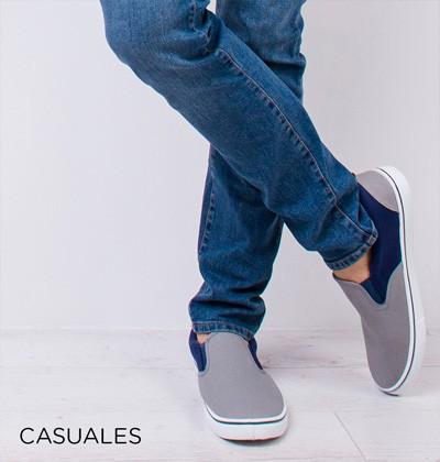 Zapatos casuales